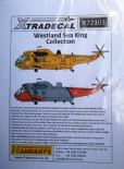 X72303 1/72 Westland Sea King Collection decals (9)